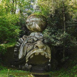 Бомарцо — Священный лес и Парк монстров