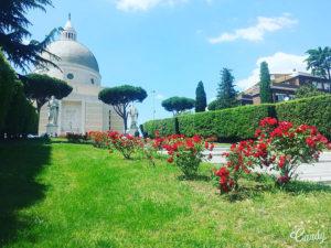 Нетрадиционный Рим с круиза
