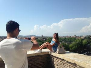 Рим для влюбленных