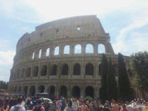 Рим на авто