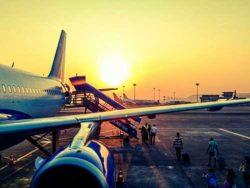 Рим в ожидании самолета