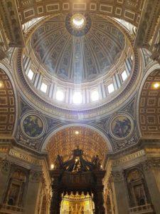 Экскурсия в собор святого Петра