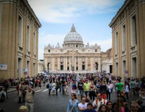 экскурсия по ватикану