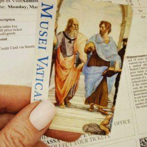 билет ватикан