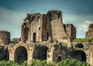 c круиза по риму и окрестностям
