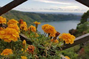 Дегустация и римские вулканические озера