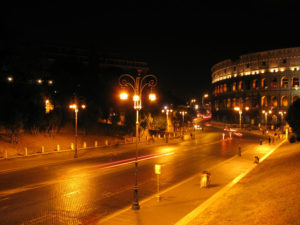 Экскурсия «Ночной Рим»