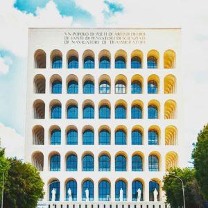 ЭУР-контрасты нового Рима