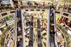 магазины в риме