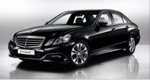 Mercedes класса Е
